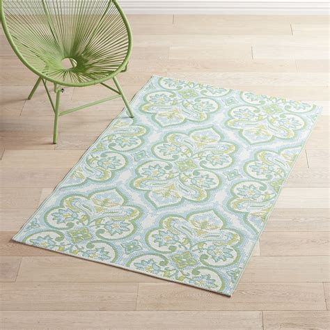 green damask rug a twelve month journey to your home april the of domesticity