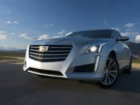 Cadillac V Cts 2017 Cadillac Cts Updates And Changes Gm Authority