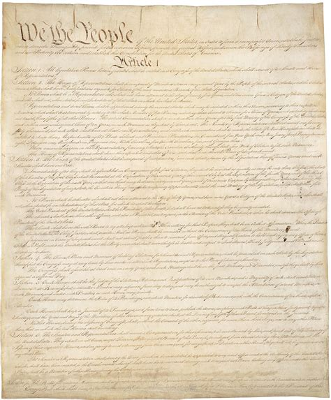 what section of the constitution is the bill of rights united states constitution wikipedia