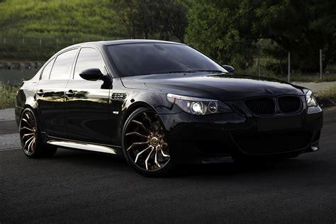 bmw e60 gold bmw m5 on gold wheels