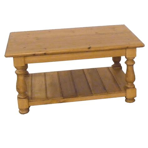 Pine Coffee Table Antique Pine Large Coffee Table