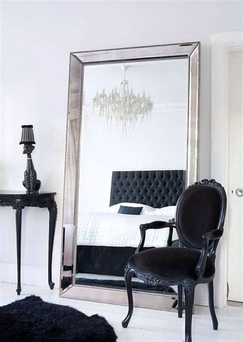 mirrors for bedrooms best 25 large standing mirror ideas on pinterest floor