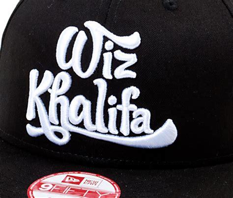 wiz khalifa  era snapback hat  era cap talk  fitted cap community