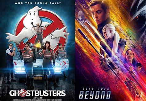 film kartun ghostbuster ghostbusters melempem star trek beyond melesat di