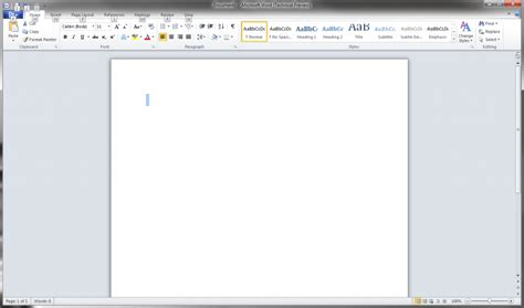 on microsoft word an introduction to microsoft word