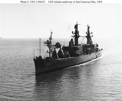 ss atlanta usn ships uss atlanta ix 304 formerly cl 104