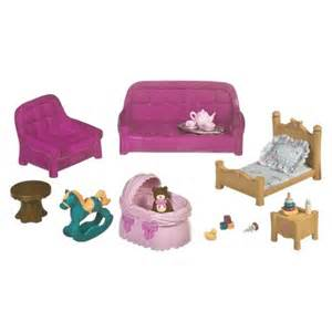 li l woodzeez living room and nursery set target