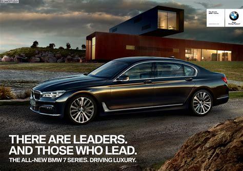 Bmw 3er Werbung by Future Of Luxury Die Werbe Kagne Zum Bmw 7er 2015
