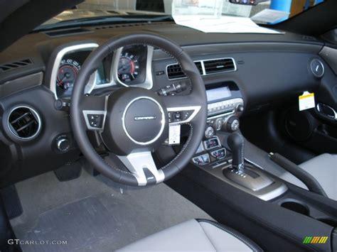 2011 chevrolet camaro ss convertible interior photo