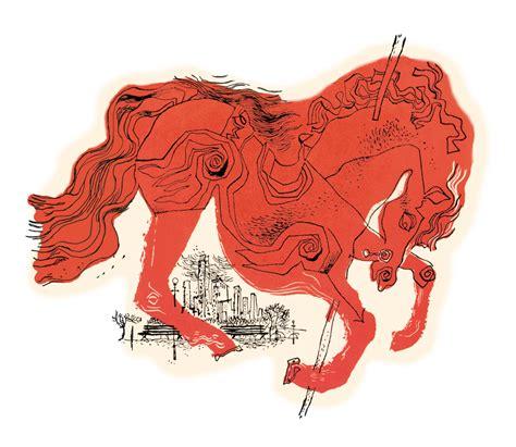 catcher in the rye horse render by buz mavisi on deviantart