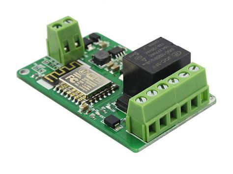 Access Relay Module by Esp8266 Network Relay Wifi Module
