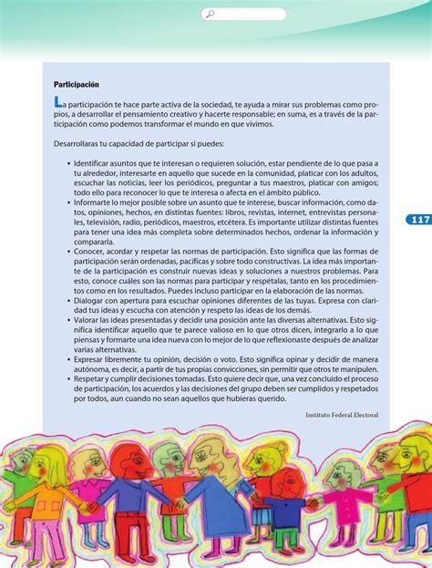 formacion civica etica 3 by santos rivera issuu apexwallpapers com formacion civica etica 6 by santos rivera page 119 issuu