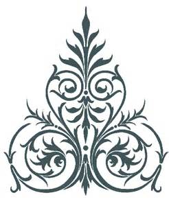 Baroque Designs Baroque Tattoo Clipart Best