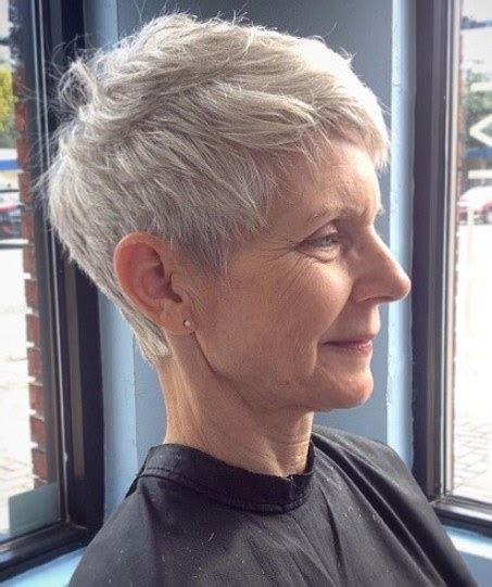 sophisticated hairstyles for women over 50 15 short hairstyles for women over 50