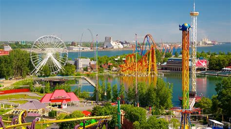 La Ronde Six Flags in Montreal, Quebec   Expedia.ca