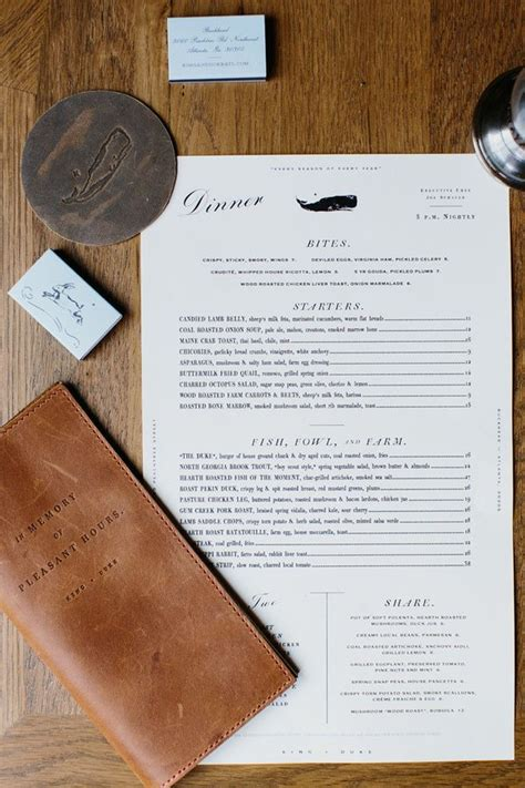 designspiration menu 286 best menus images on pinterest menu layout food