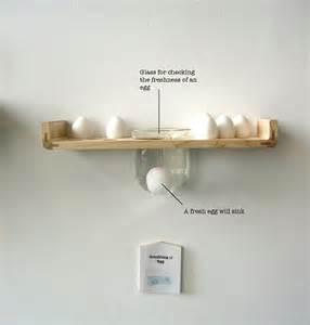 Fresh Eggs Shelf Unrefrigerated korean designer s simple solutions for ditching the fridge