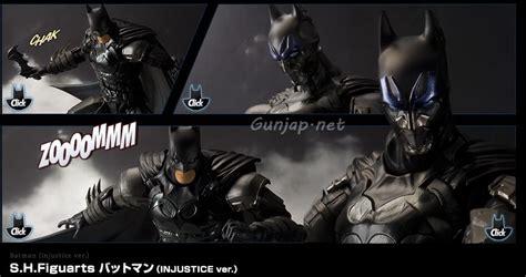 Shf Figuart Batman Injustice Original tamashii special s h figuarts batman joker injustice ver big size official images