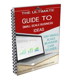 Small Scale Home Business Ideas 100 Small Scale Business Ideas The Ultimate Step By Step Guide