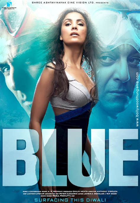film action hot blue movie review bollywood rated