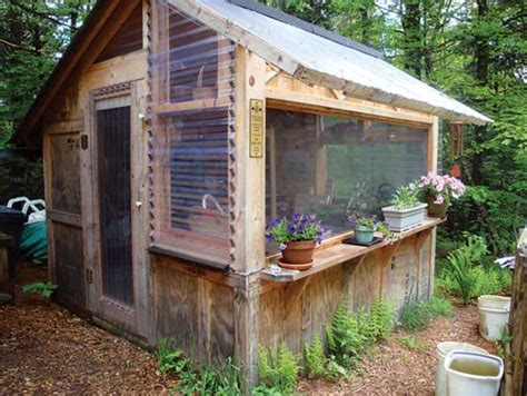 Reclaimed Wood Shed by 27 Diy Reclaimed Wood Projects For Your Home S Outdoors