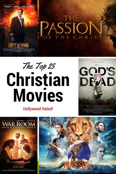 popular christian and biblical movies 17 best images about movies i like on pinterest free
