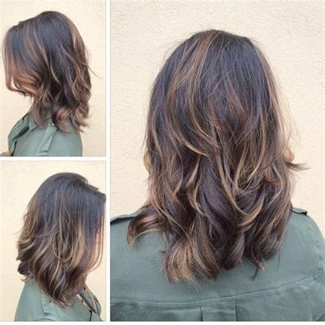 best 25 long layered haircuts ideas on pinterest 20 photo of medium long hairstyles with layers