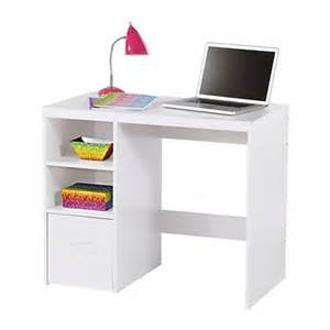 Office Depot Student Desk Brenton Studio Leslie Student Desk White By Office Depot Officemax