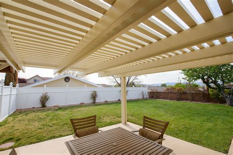 lattice awning lattice awnings traditional patio other by the awning company
