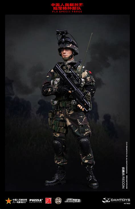 damtoys chinese peoples liberation aermy special forces