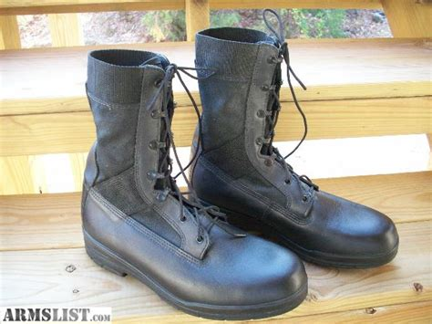 army boots for sale armslist for sale wolverine black combat boots