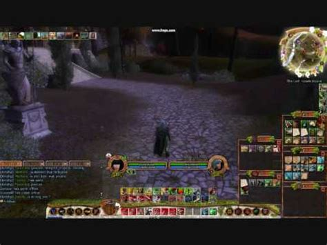 save ui layout lotro lotro most beautiful ui skin ever youtube