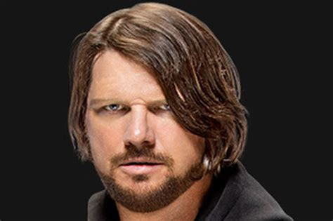 wwe haircuts aj styles reveals the reason for his ridiculous hair style