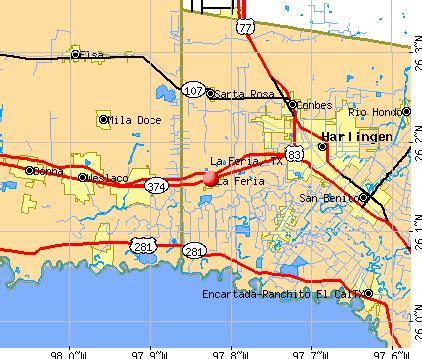 la feria map la feria tx 78559 profile population maps real