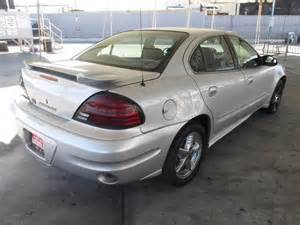 2004 Pontiac Grand Am Se1 2004 Pontiac Grand Am Se1 Cars And Vehicles Gardena Ca