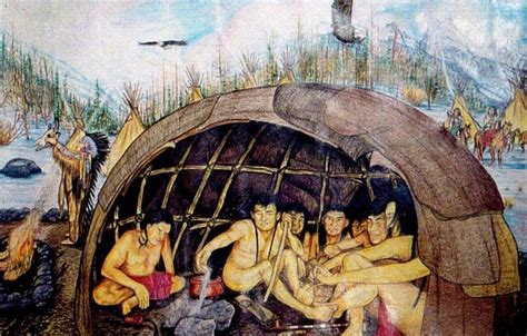 how to make a sweat lodge in your backyard pitch black sweltering heat how a sweat lodge heals