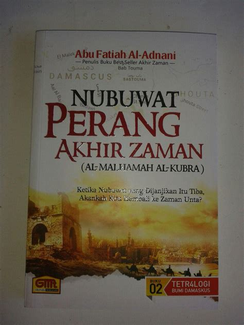 Perjalanan Menuju Akhirat Hidup Sesudah Mati Buku Islam Hakekat Mq buku nubuwat perang akhir zaman