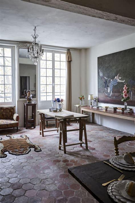 Decoration Maison Avec Tomettes by L Atout Tomettes En D 233 Coration D Int 233 Rieur