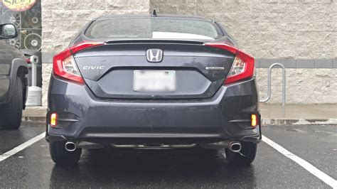 Tlx Exhaust Tips by Economical Exhaust Tips Page 4 2016 Honda Civic Forum