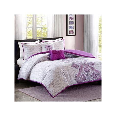 hannah comforter set 25 best ideas about purple comforter on pinterest plum