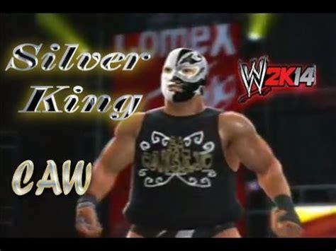 wwe 2k14 caws xbox 360 silver king black tiger caw aaa cmll wwe 2k14 caws