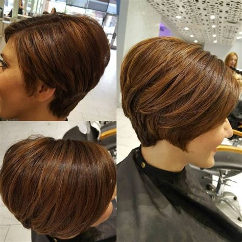 asymetrical ans stacked hairstyles 50 wonderful short long asymmetrical bob hairstyles