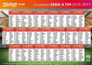 Calendario Serie A 2017 18 Agosto Calendario 2015 Newhairstylesformen2014