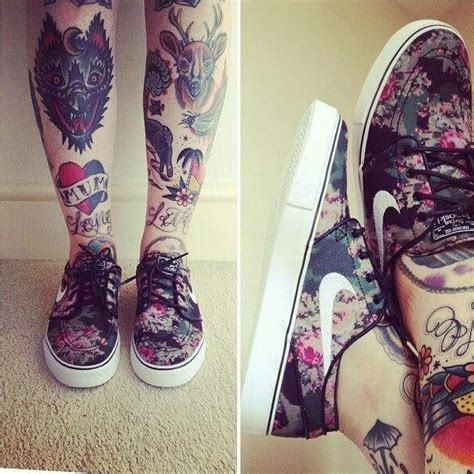 30 leg tattoo designs for women