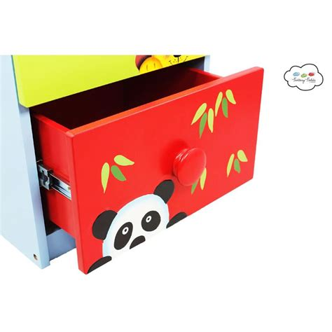 Jungle Drawer by Jolly Jungle 2 Drawer Cabinet