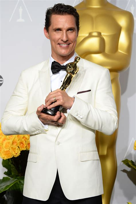 Film Oscar Matthew Mcconaughey | oscars matthew mcconaughey says win ends long journey