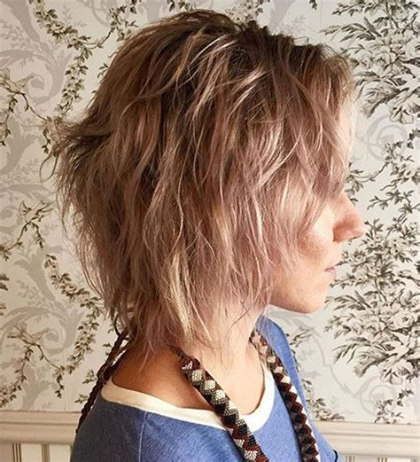 hairstyles for fine hair 2018 22 cool shag hairstyles for fine hair 2018 2019 page 2 of 8
