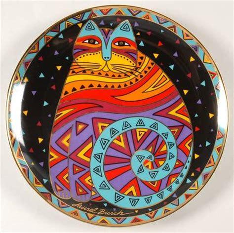 burch dinnerware franklin mint laurel burch contemporary cats at