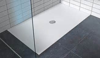 shower tray duravit stark white low profile luxury steel shower tray with central high flow waste