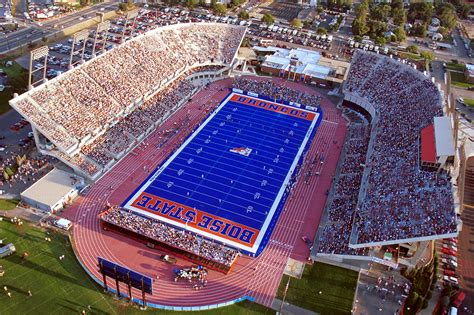 boise state visit quot the blue quot boise state football s home